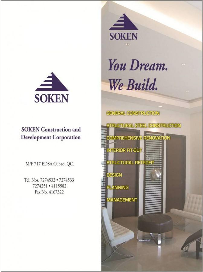 Profile   Soken Construction and Development Corporation